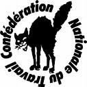 CNT le chat des IWW (industrial workers of the world)